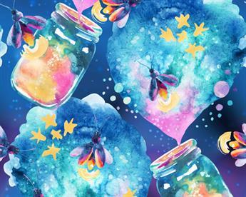 Little Johnny - Magic Fireflies Cotton