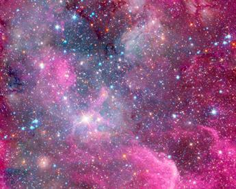 Little Johnny - Interstellar Galaxy Cotton