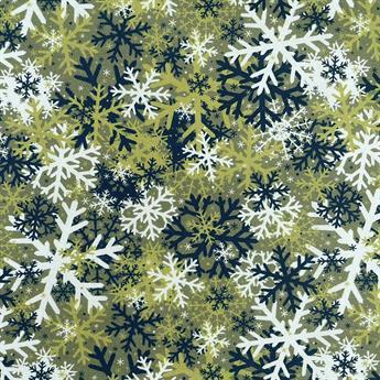 Camo Snowflake