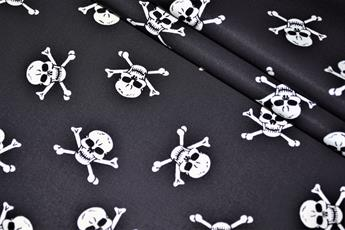 Skulls and cross bones