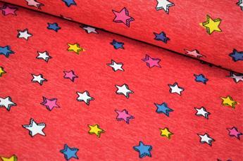 Stars Printed Design