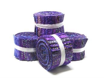 Bali Batik Mini Jelly Roll