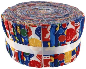 UNDER THE SEA LARGE JELLY ROLL