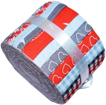 NORDIC CHRISTMAS - MINI JELLY ROLL