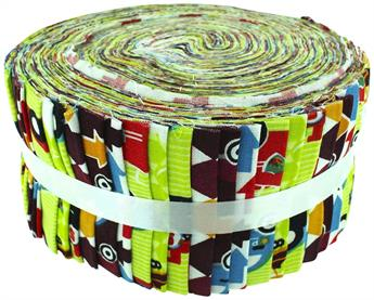 ZOOM LARGE JELLY ROLL