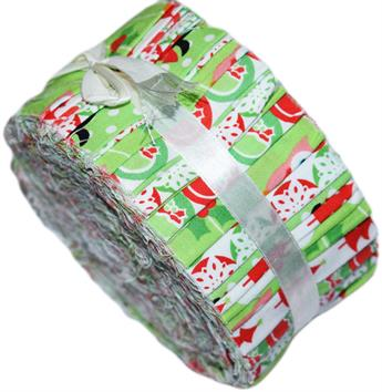 CHRISTMAS CHARACTERS LARGE JELLY ROLL