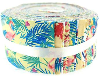 TROPICAL LARGE JELLY ROLL