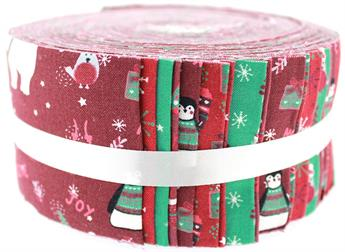 WINTER WARMERS LARGE JELLY ROLL