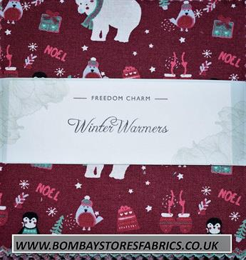 WINTER WARMERS CHARM PACK
