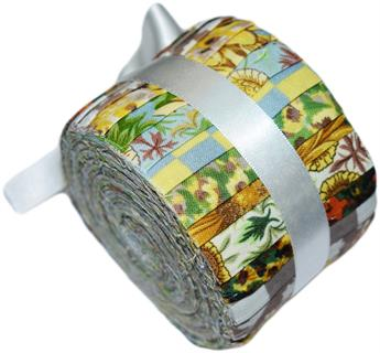 SUNFLOWER SMALL JELLY ROLL