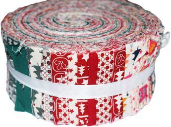 SCANDI CHRISTMAS - LARGE JELLY ROLL