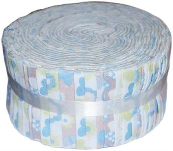 FLOWER FAIRIES - LARGE JELLY ROLL